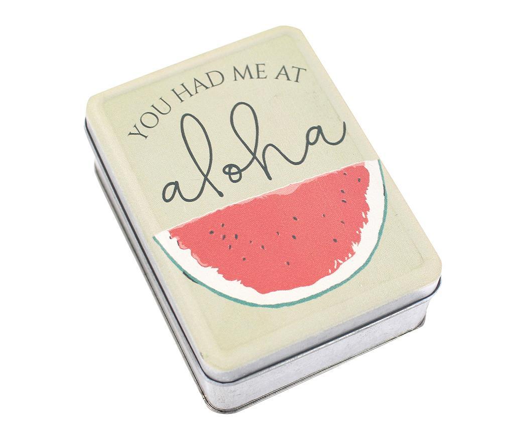 Kutija s poklopcem You Had Me At Aloha
