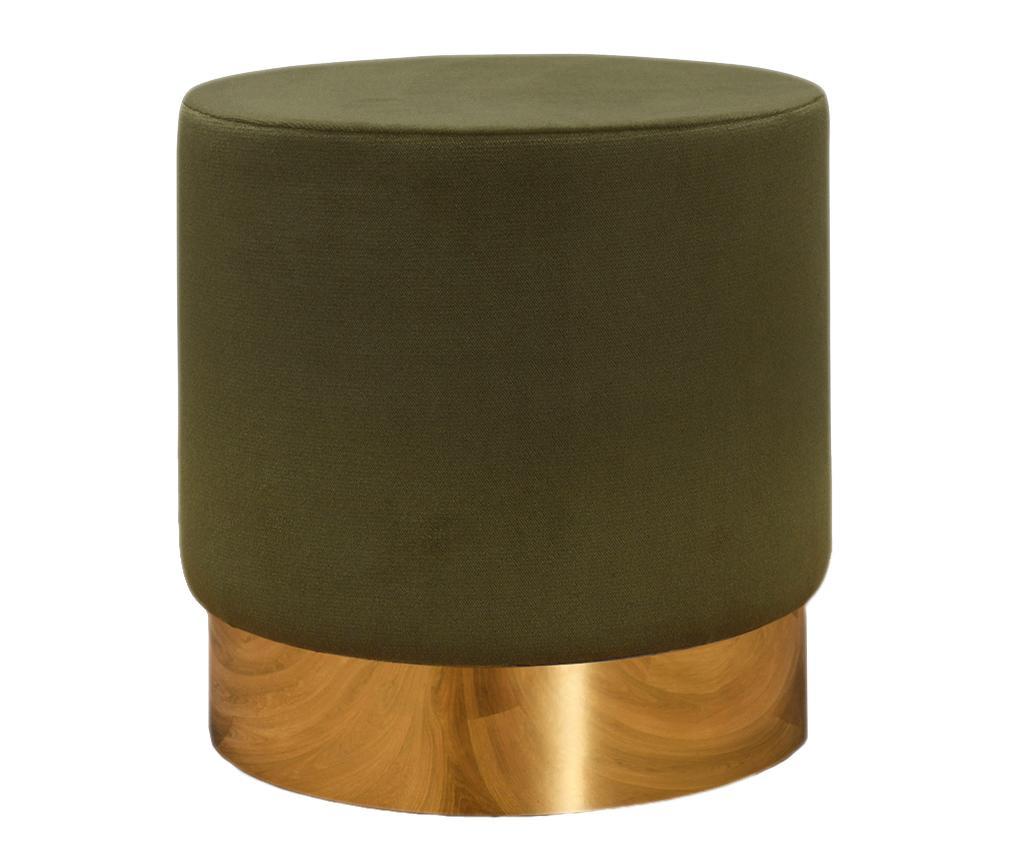 Taburet Barok Green