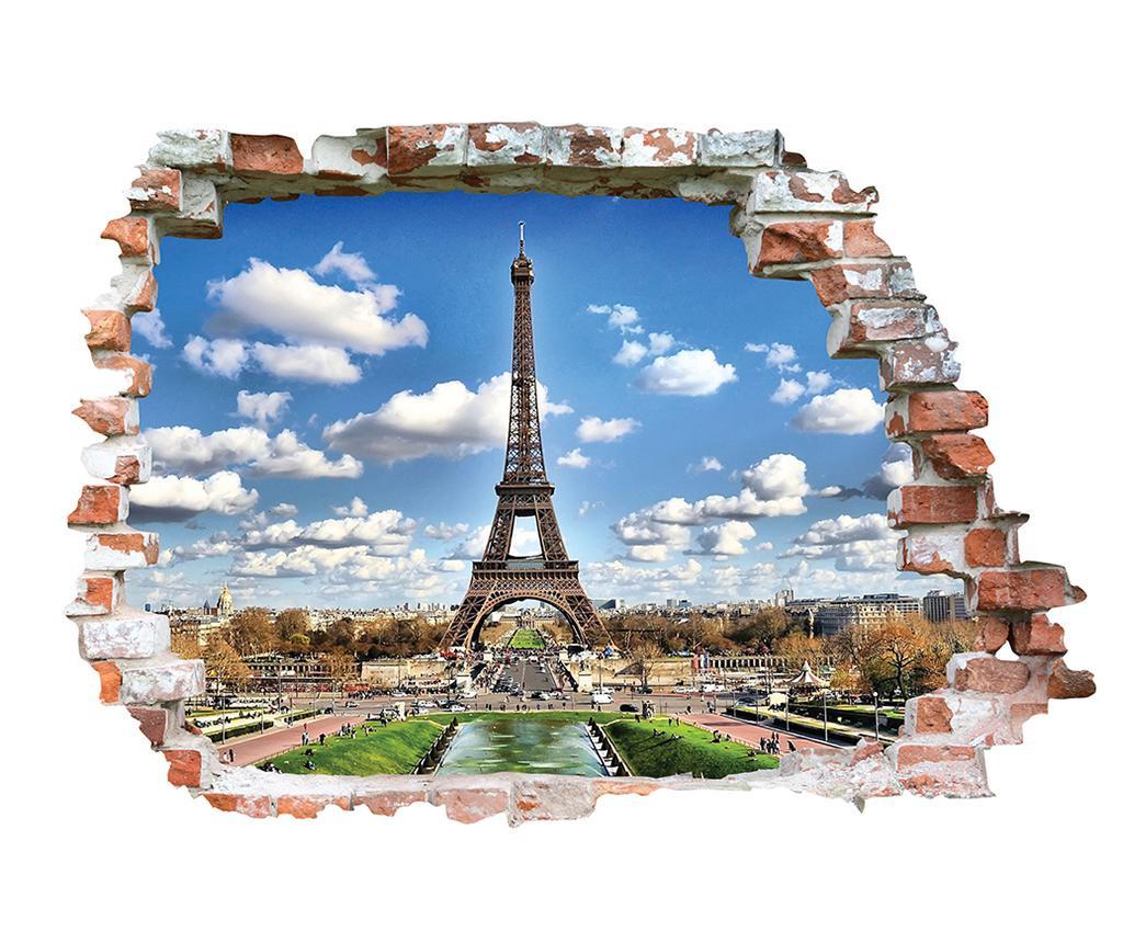 Sticker 3D Tour Eiffel