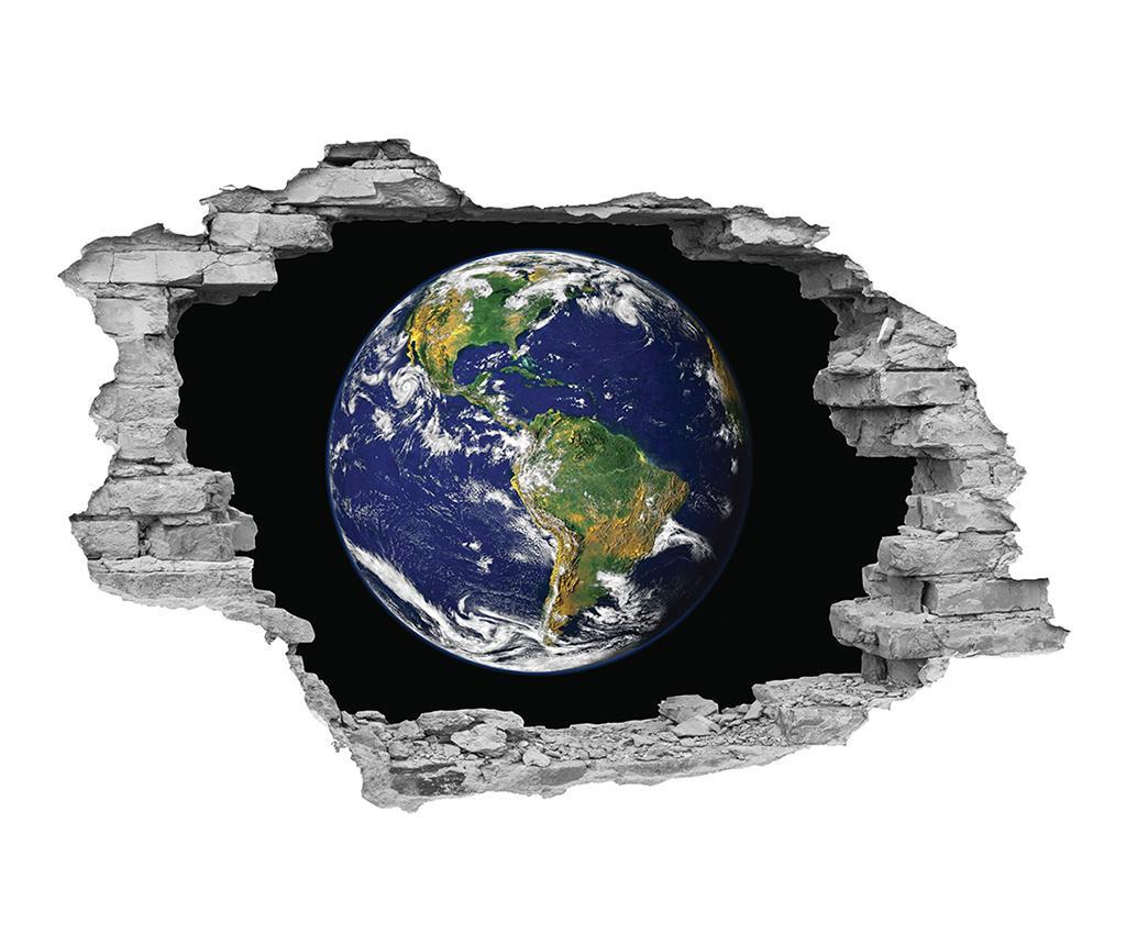 Sticker 3D La Terre