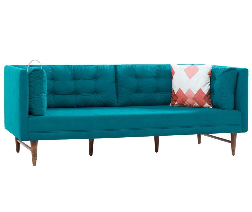 Kauč trosjed Point Turquoise