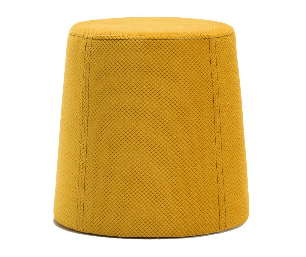 Taburet Petek Yellow