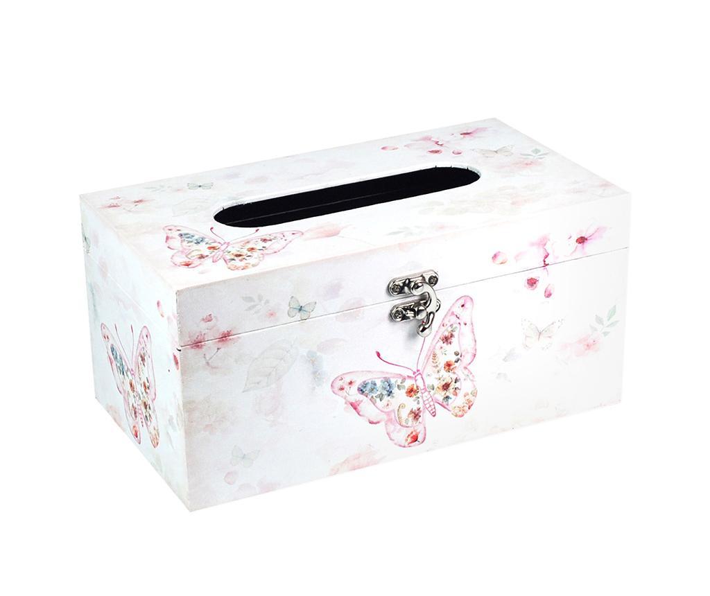 Škatla za robčke Calanthe
