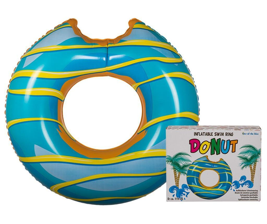 Donut Blue Úszógumi