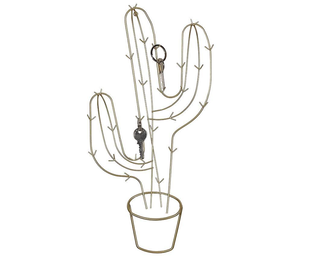 Cactus Spikes Kulcstartó