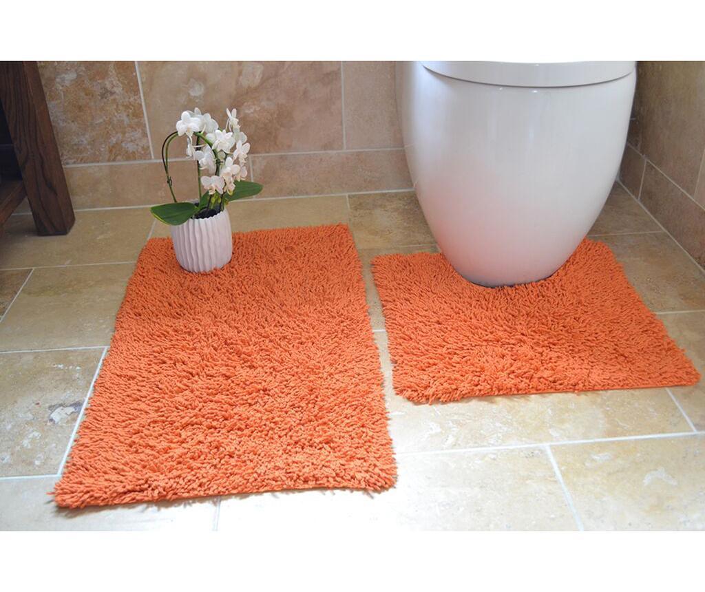 Set 2 kopalniških preprog Ivo Tangerine