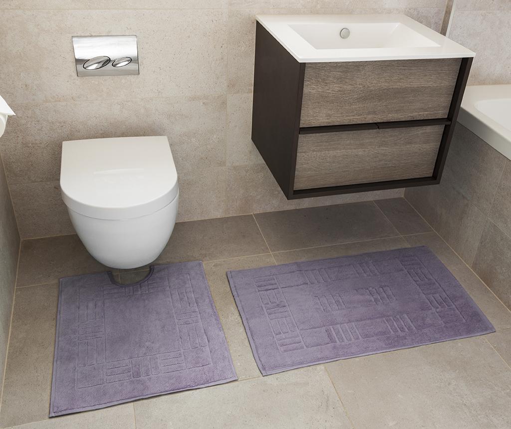 Reversible Verica Heather Fürdőszobai kilépő és szőnyeg