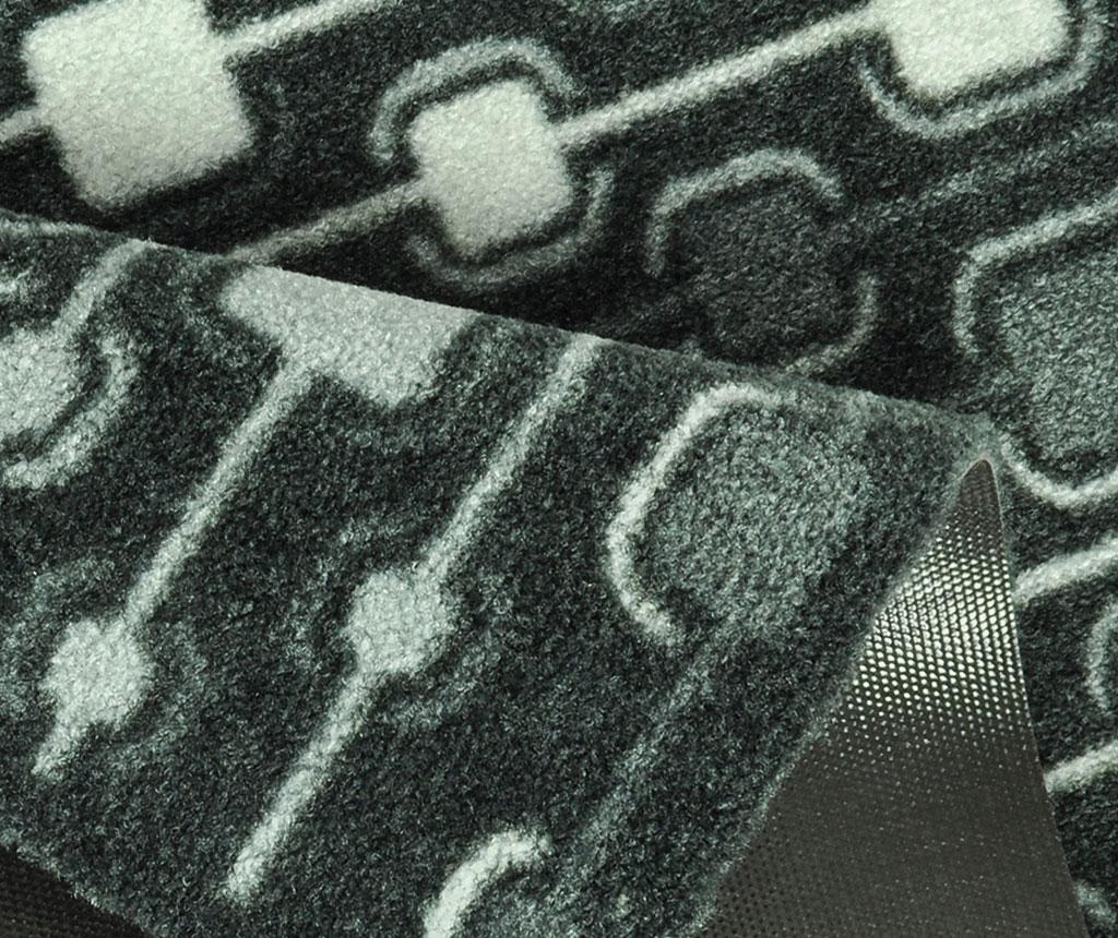 Predpražnik Funky Grey 50x70 cm