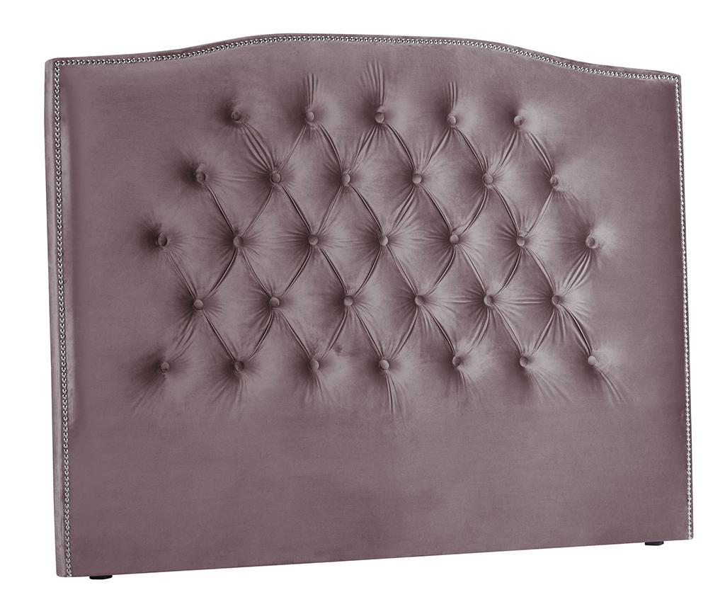 Tablie de pat Cloves Soft Lila 140 cm