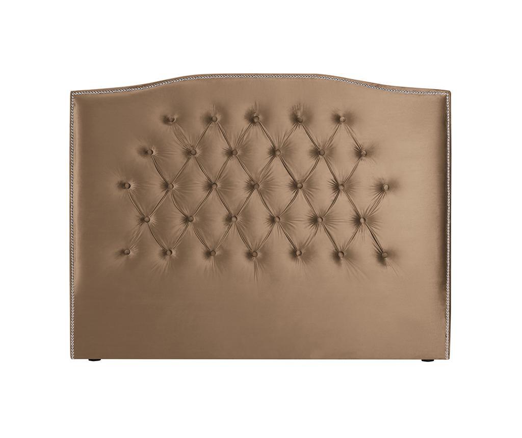 Tablie de pat Cloves Golden Beige 180 cm