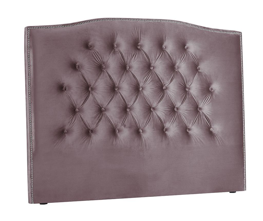 Tablie de pat Cloves Soft Lila 200 cm