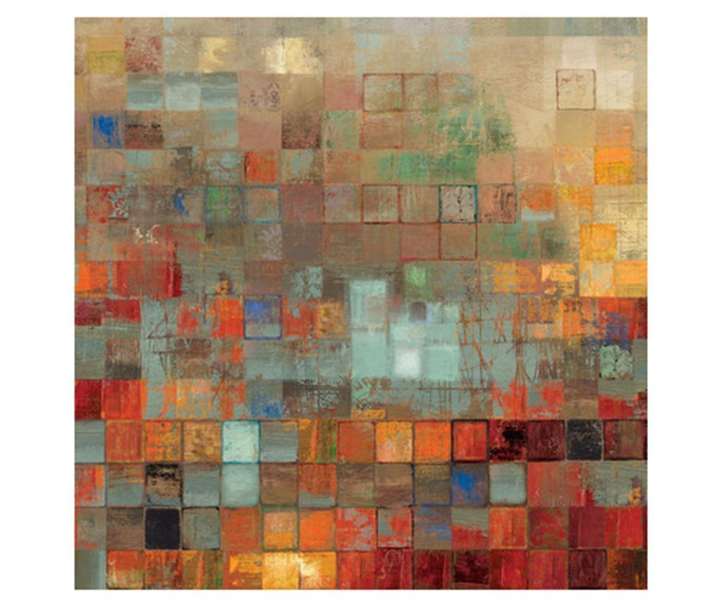 Slika Organized 70x70 cm