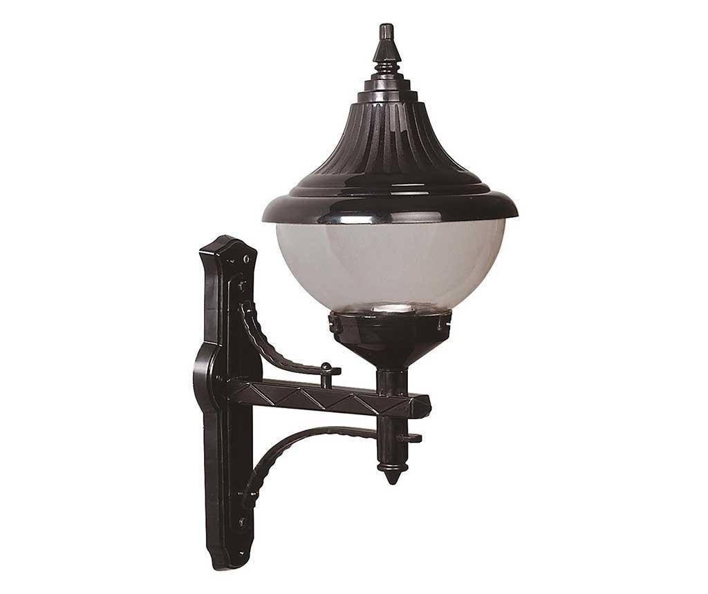 Zidna svjetiljka za vanjski prostor Lyle Up Black
