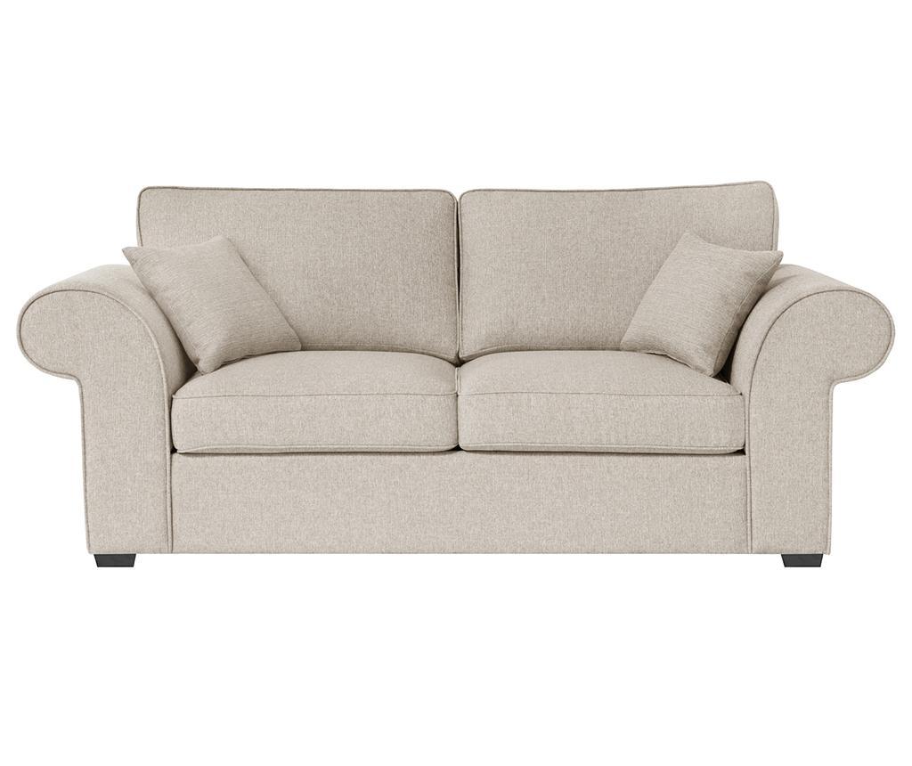 Ivy Cream Kétszemélyes kihúzható  kanapé