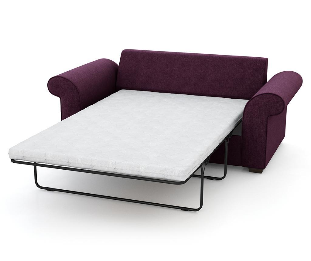 Ivy Plum Kétszemélyes kihúzható  kanapé
