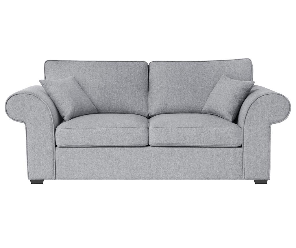 Ivy Grey Kétszemélyes kihúzható  kanapé