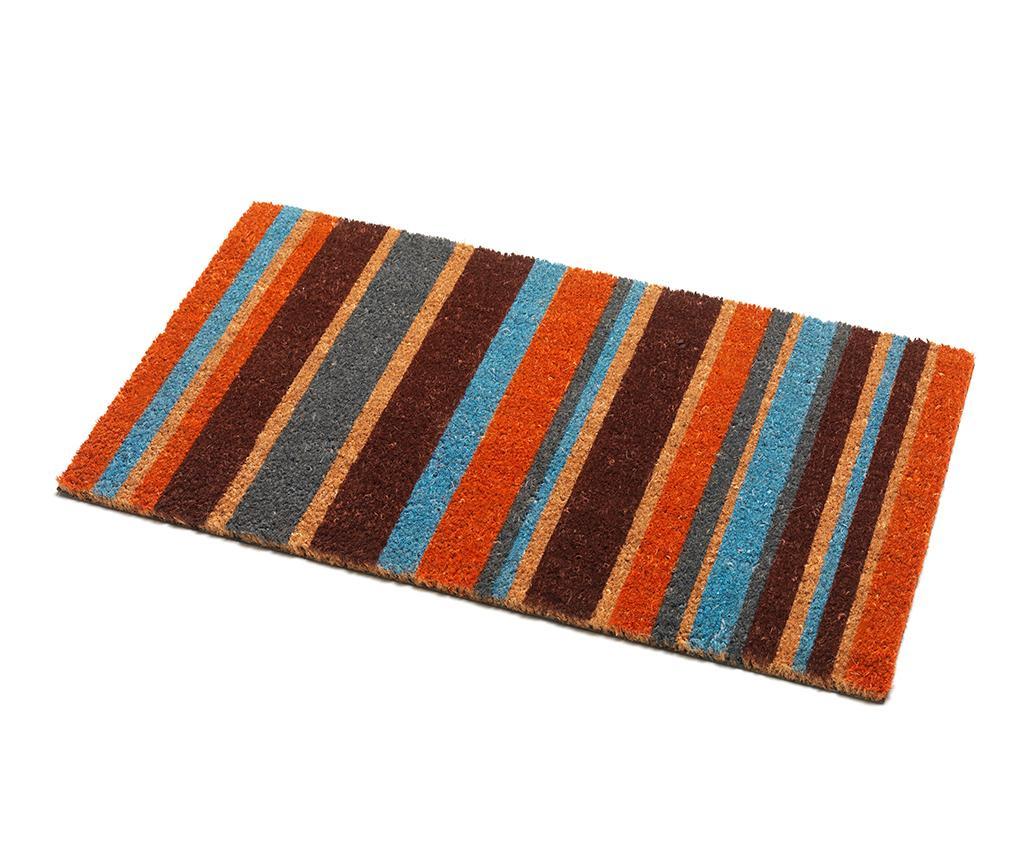 Addis Stripe Lábtörlő szőnyeg 40x70 cm