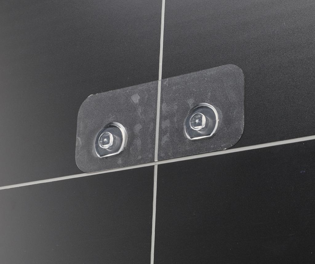 Invisifix Fürdőszobai kelléktartó