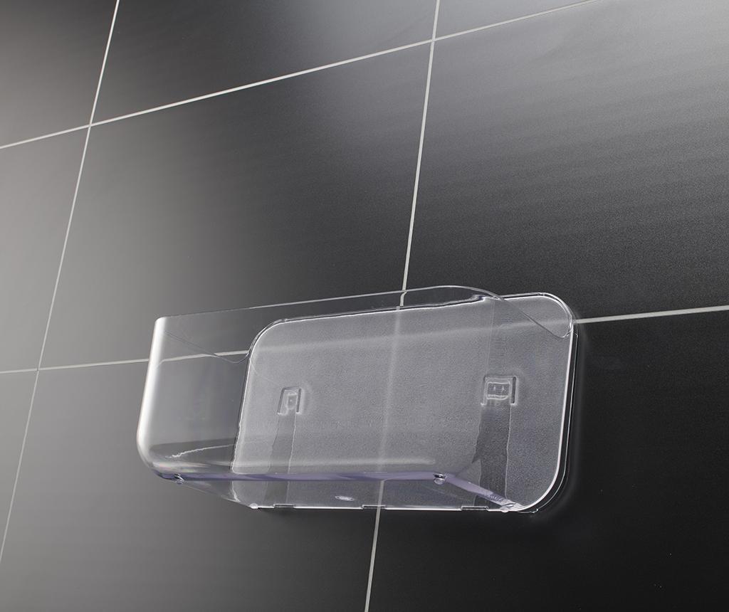 Invisifix Caddy Fürdőszobai kelléktartó