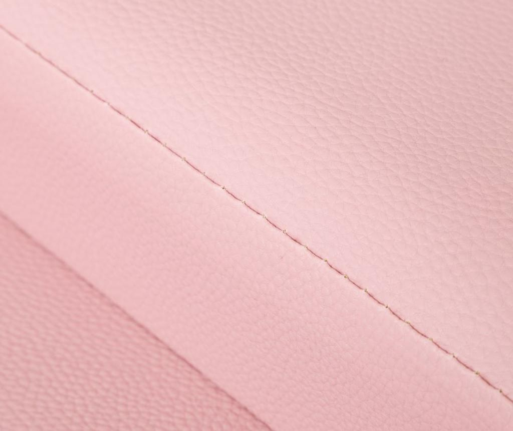 Taburet pliabil Terrence Pink