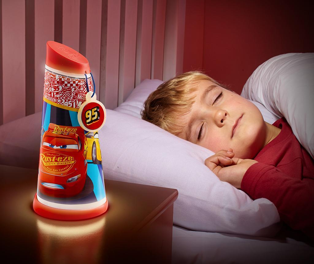 Noćna svjetiljka Cars