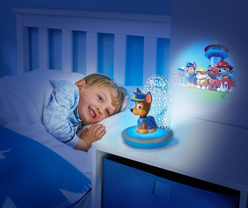 Noćna svjetiljka s projekcijom Paw Patrol