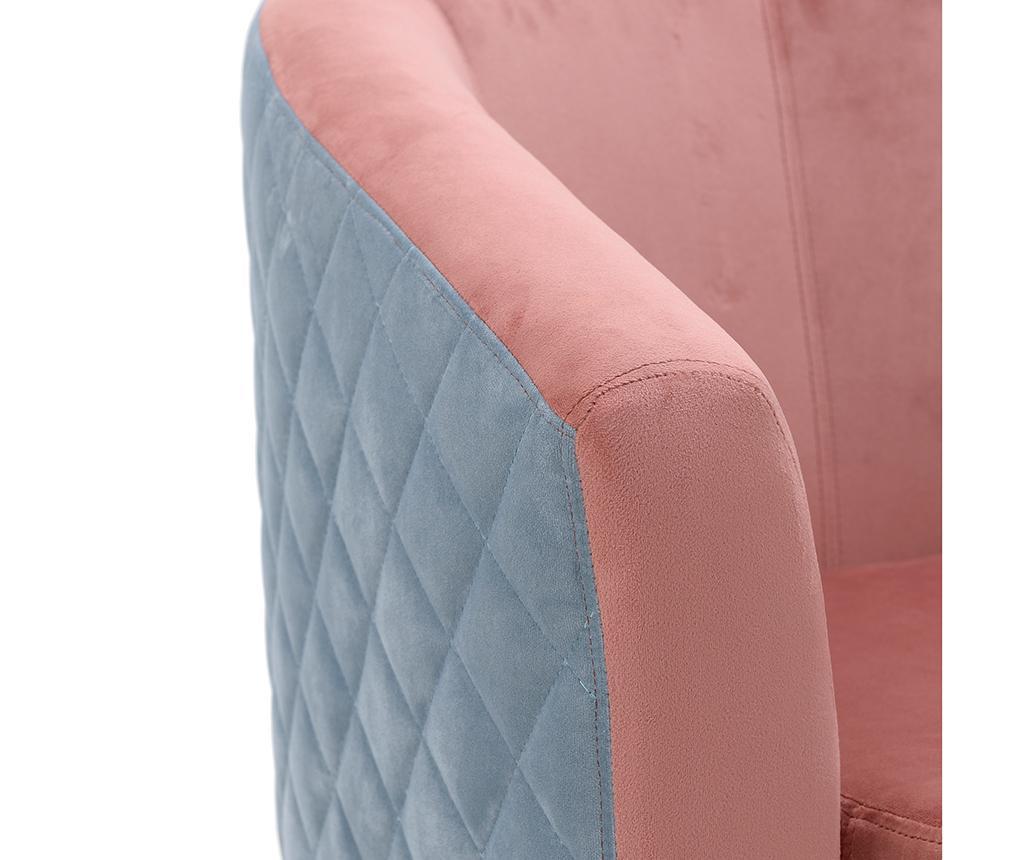 Fotelja Bruno Pink