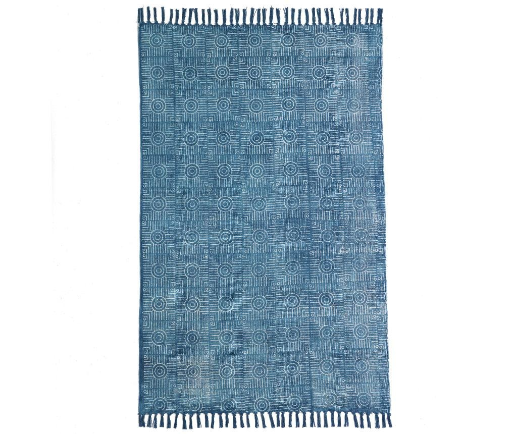 Covor Yantra Blue 115x195 cm