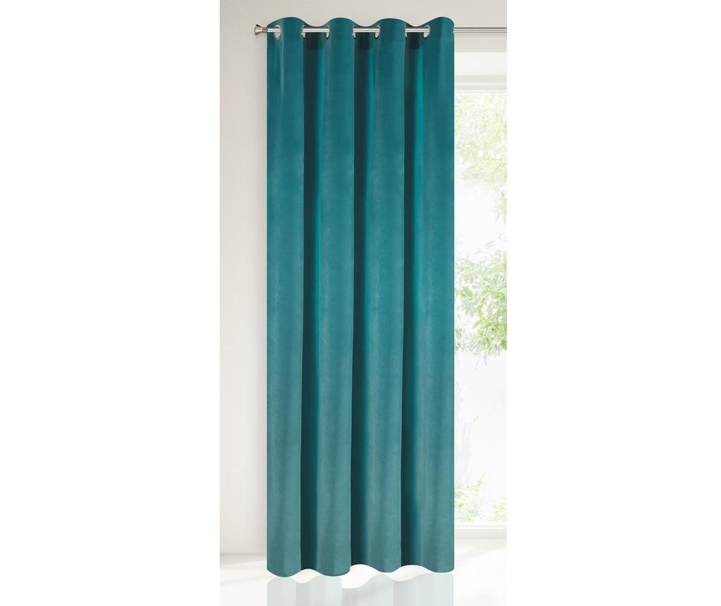 Draperie Tycjan Turquoise 140x250 cm
