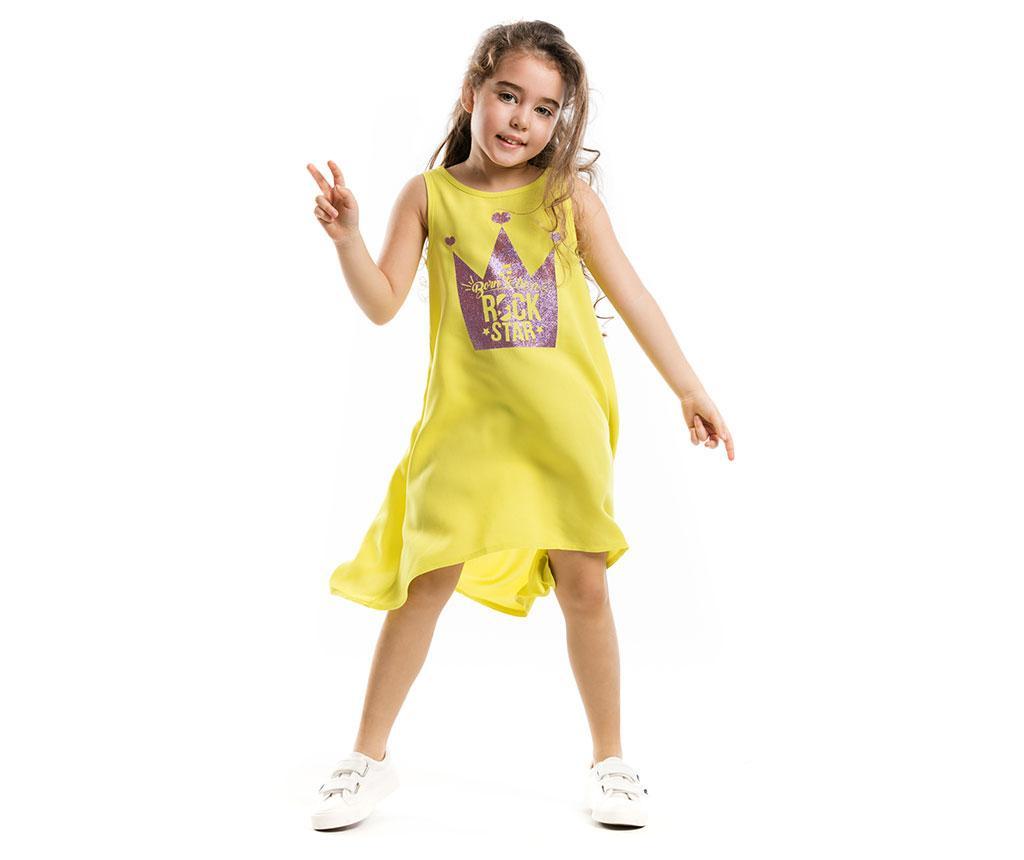 Otroška obleka Rock Queen 2 let