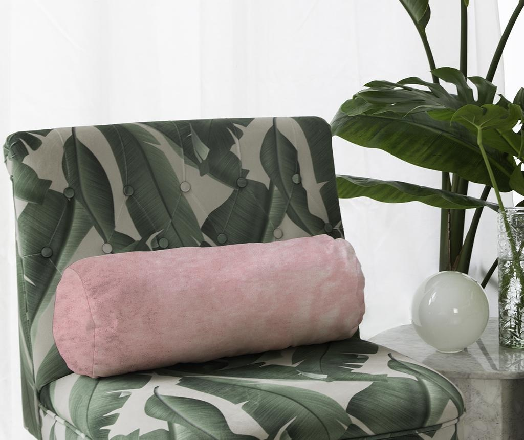 Perna decorativa Nana Pink 20x50 cm