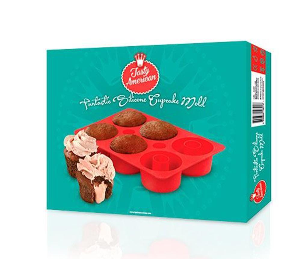 Ταψί ψησίματος για 6 muffins Bourne