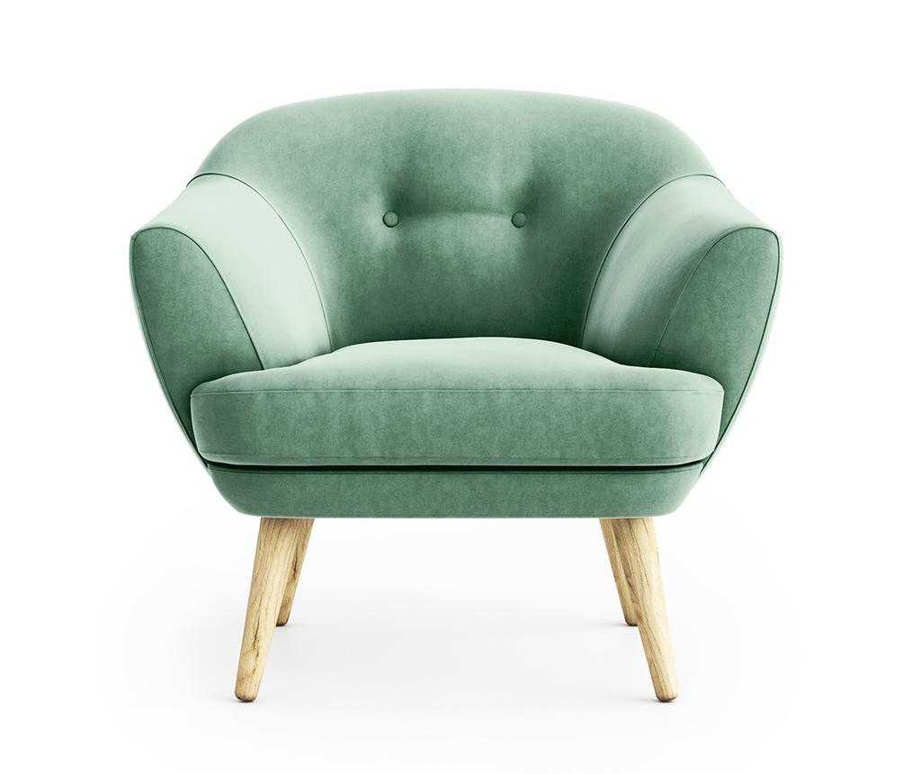 Fotelj Elsa Riviera Light Green