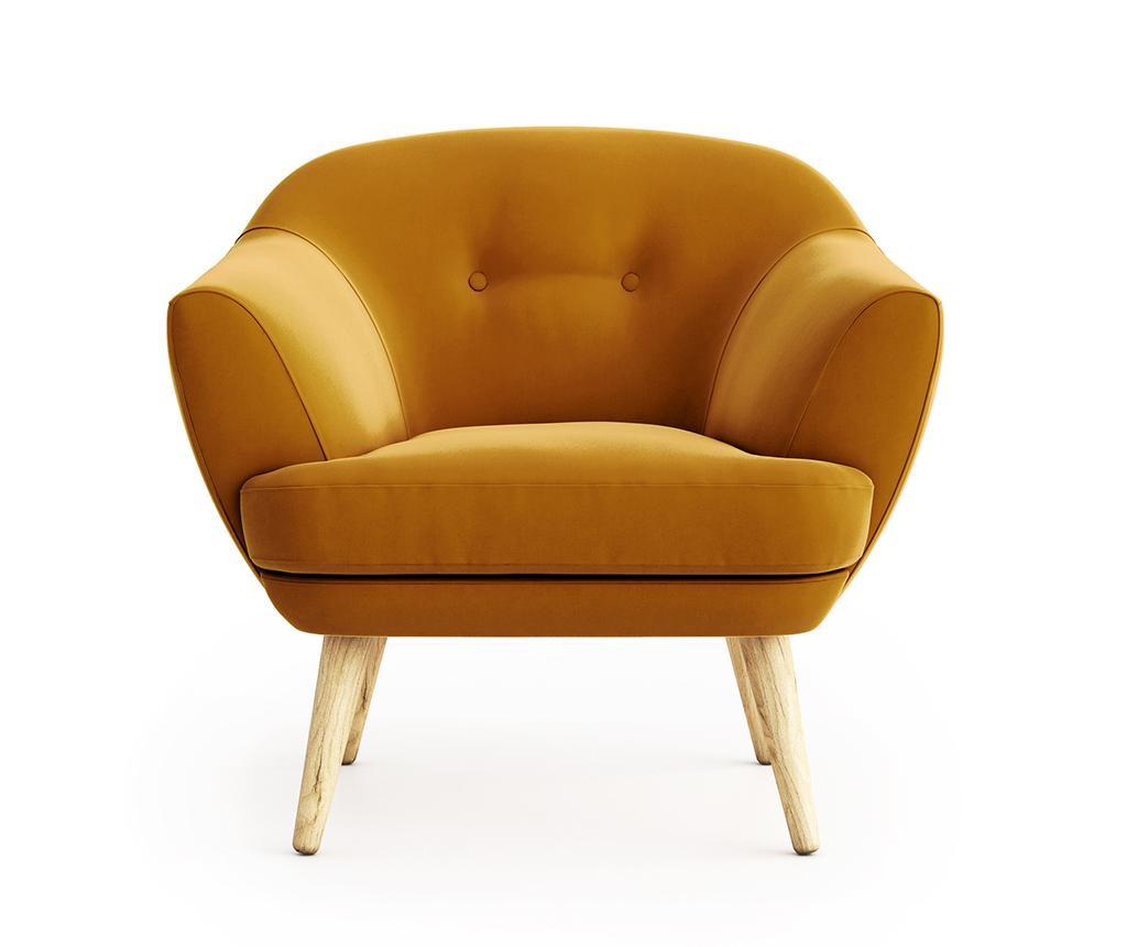 Fotelj Elsa Riviera Golden