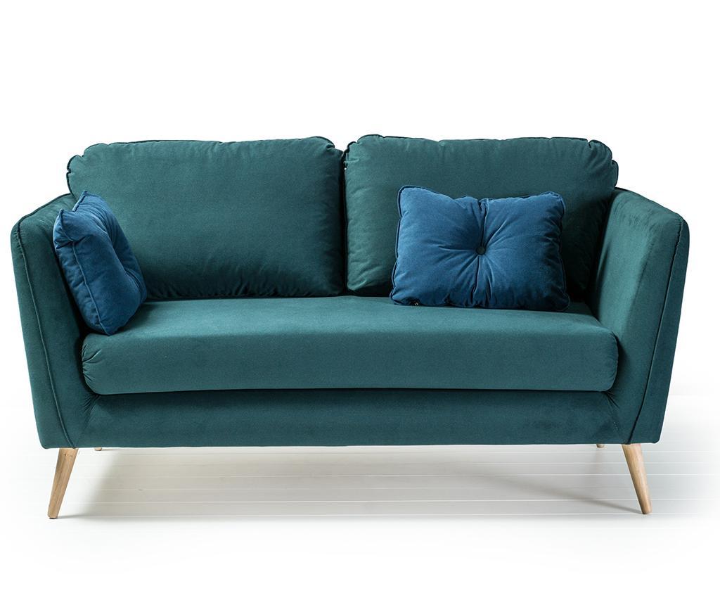 Dvosed Clara Basel Green Blue