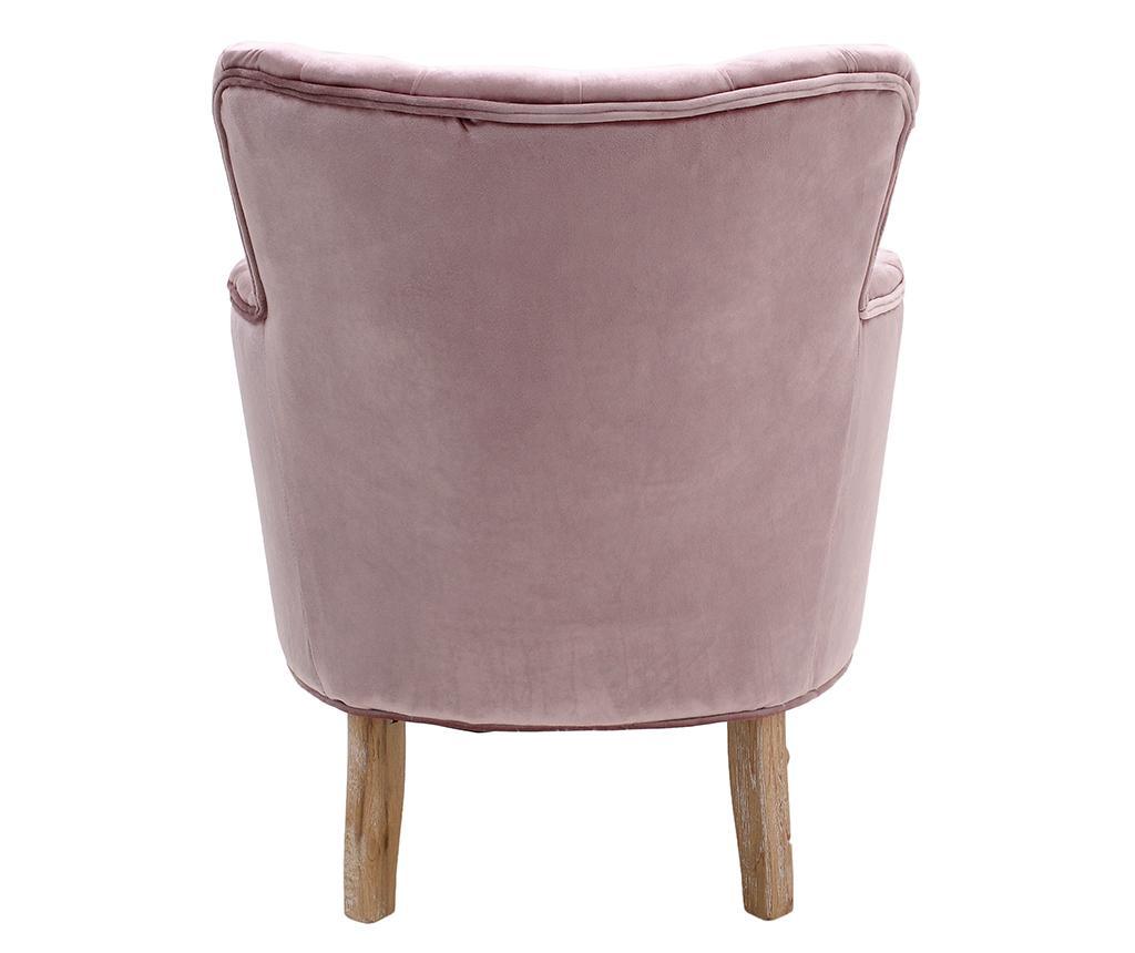 Fotelj Evora Pink