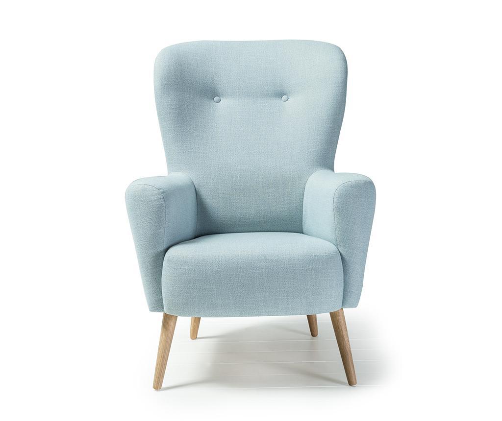 Fotelja Ahne Bergamo Light Blue