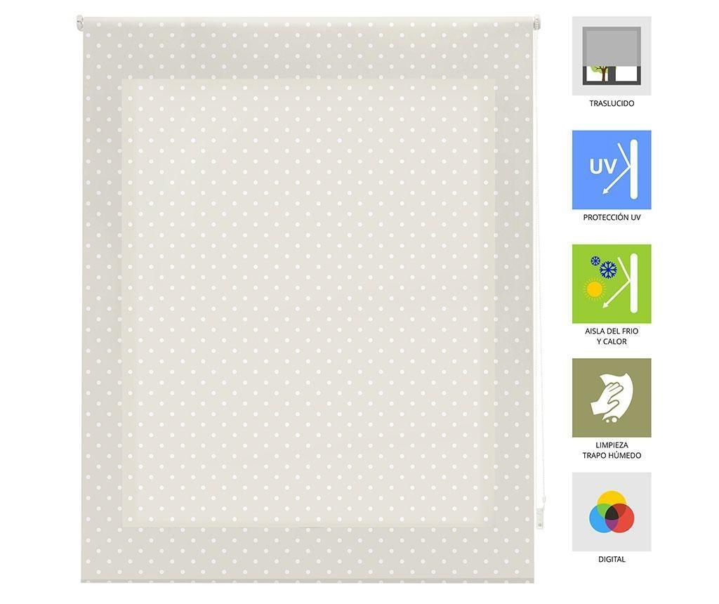 Rolo zavesa Dots Beige 110x180 cm