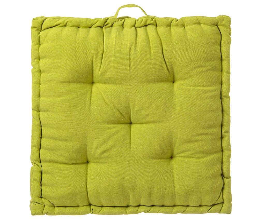 Perna de podea Loving Colours Green 60x60 cm