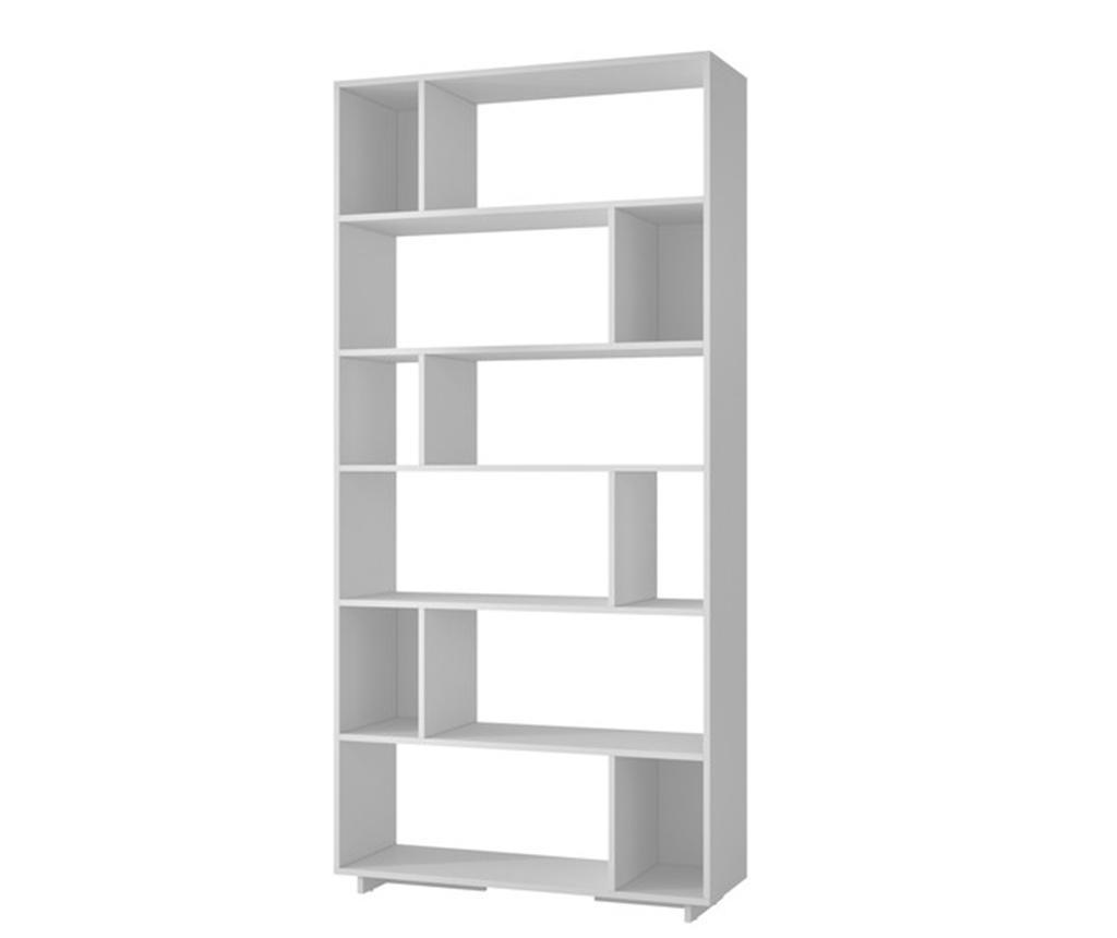 Biblioteca Form White