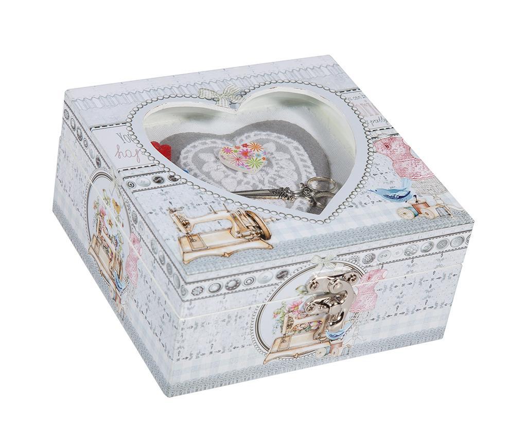 Romantic Heart Fedeles varródoboz