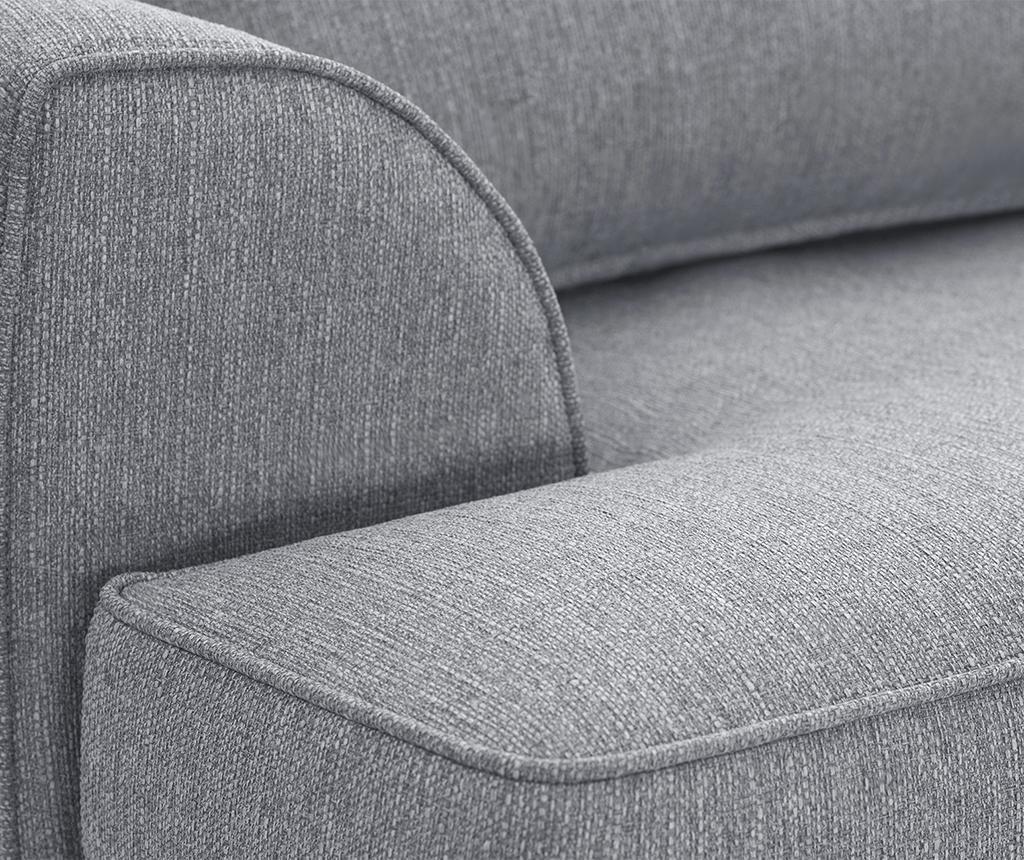 Canapea 4 locuri Ferrandine Grey
