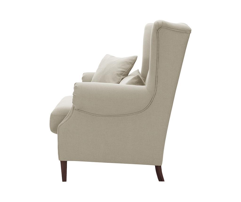 Canapea 2 locuri Alpaga Beige