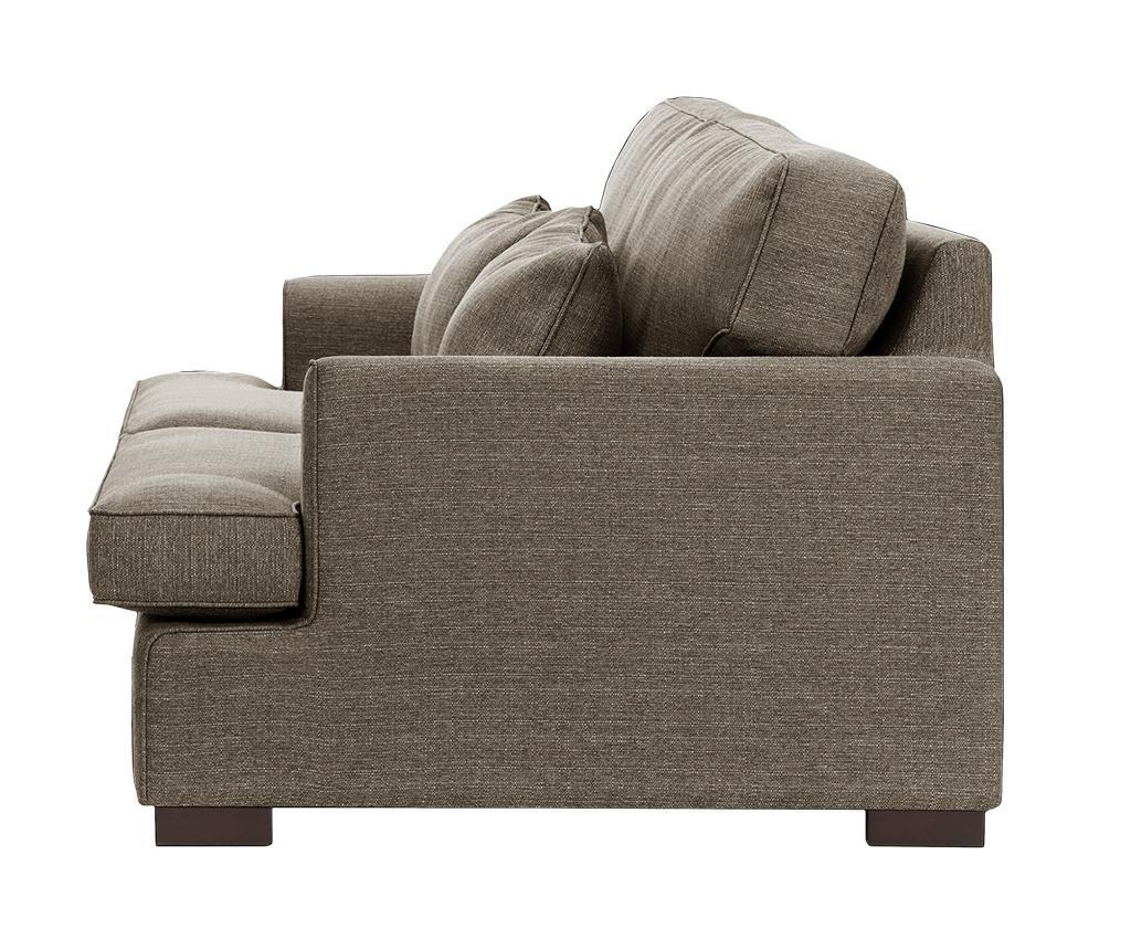 Canapea 3 locuri Ferrandine Hazelnut
