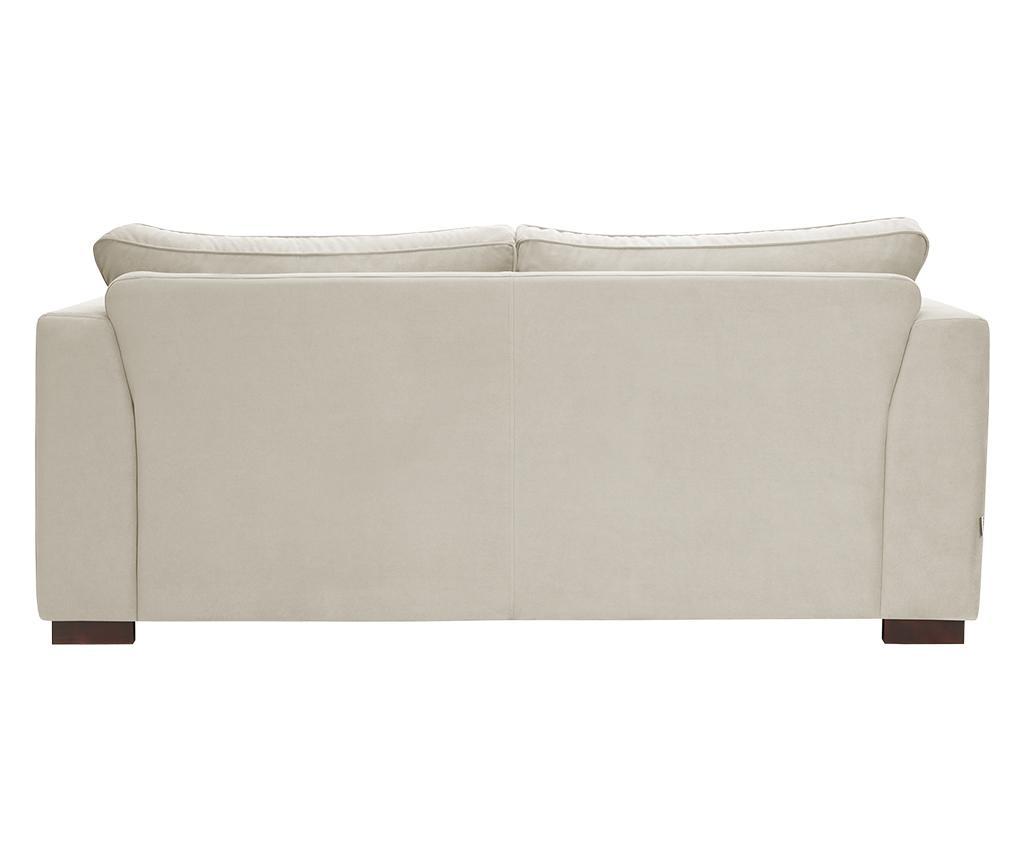 Canapea 3 locuri Taffetas Cream