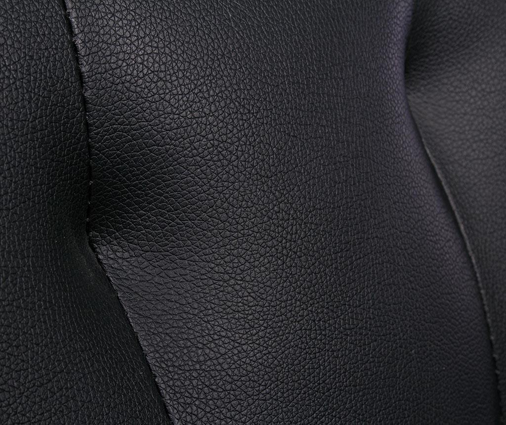 Sofa extensibila Forbes Black