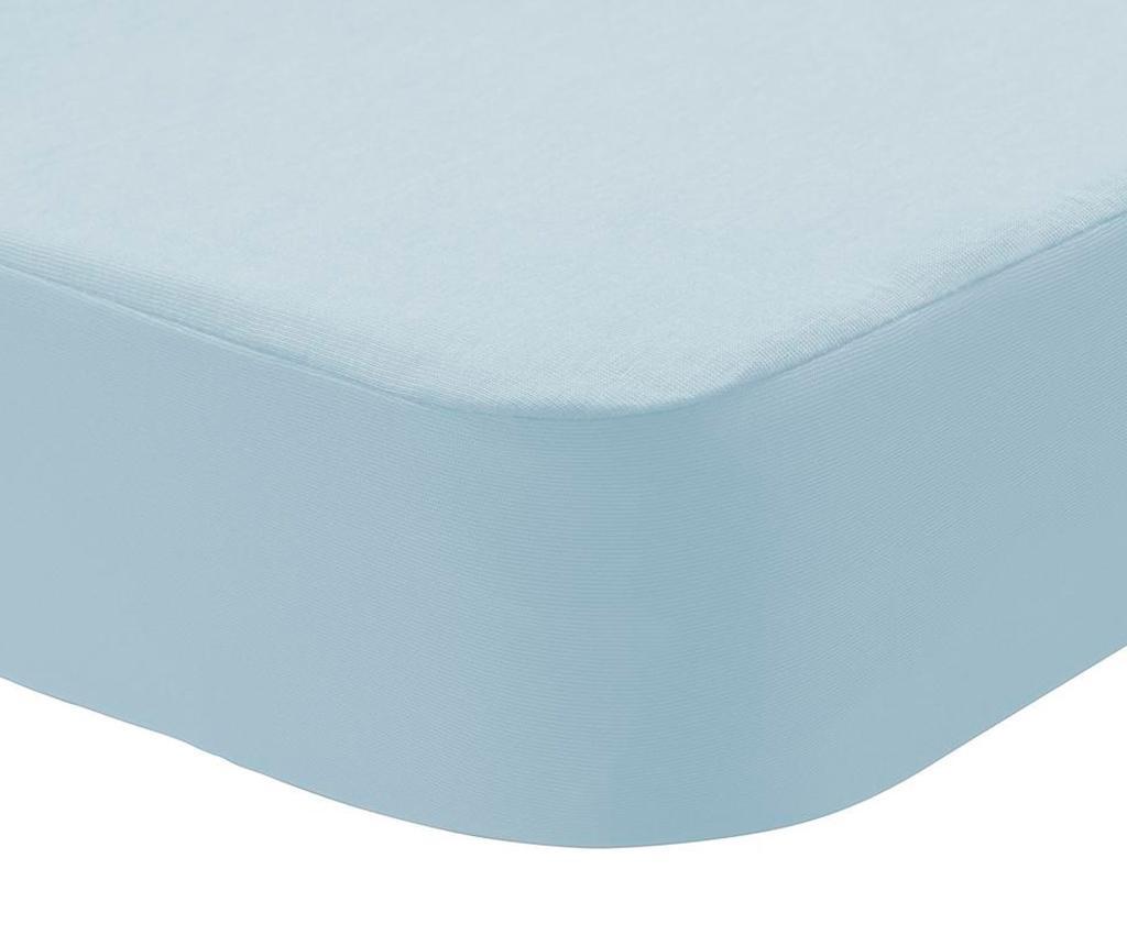 Vodoodporna prevleka za vzmetnico Randall 2 in 1 Light Blue 180x200 cm