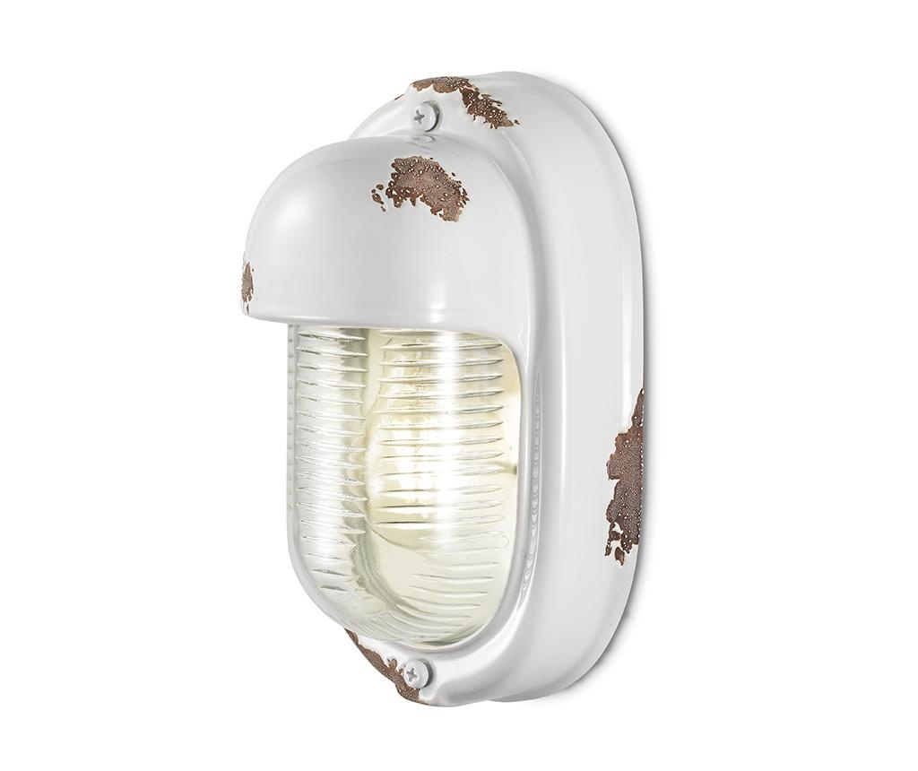 Vintage Vertical White Fali lámpa