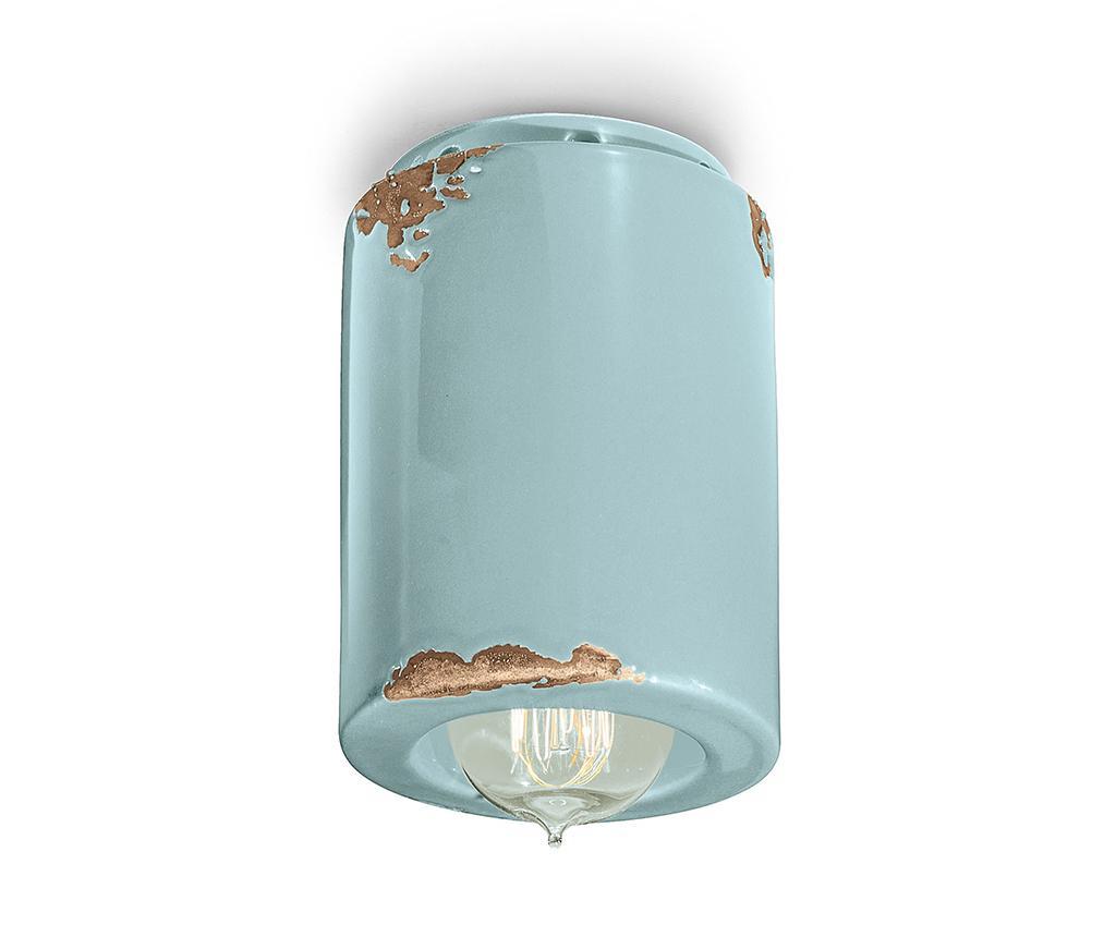 Plafonjera Vintage Cylinder Blue