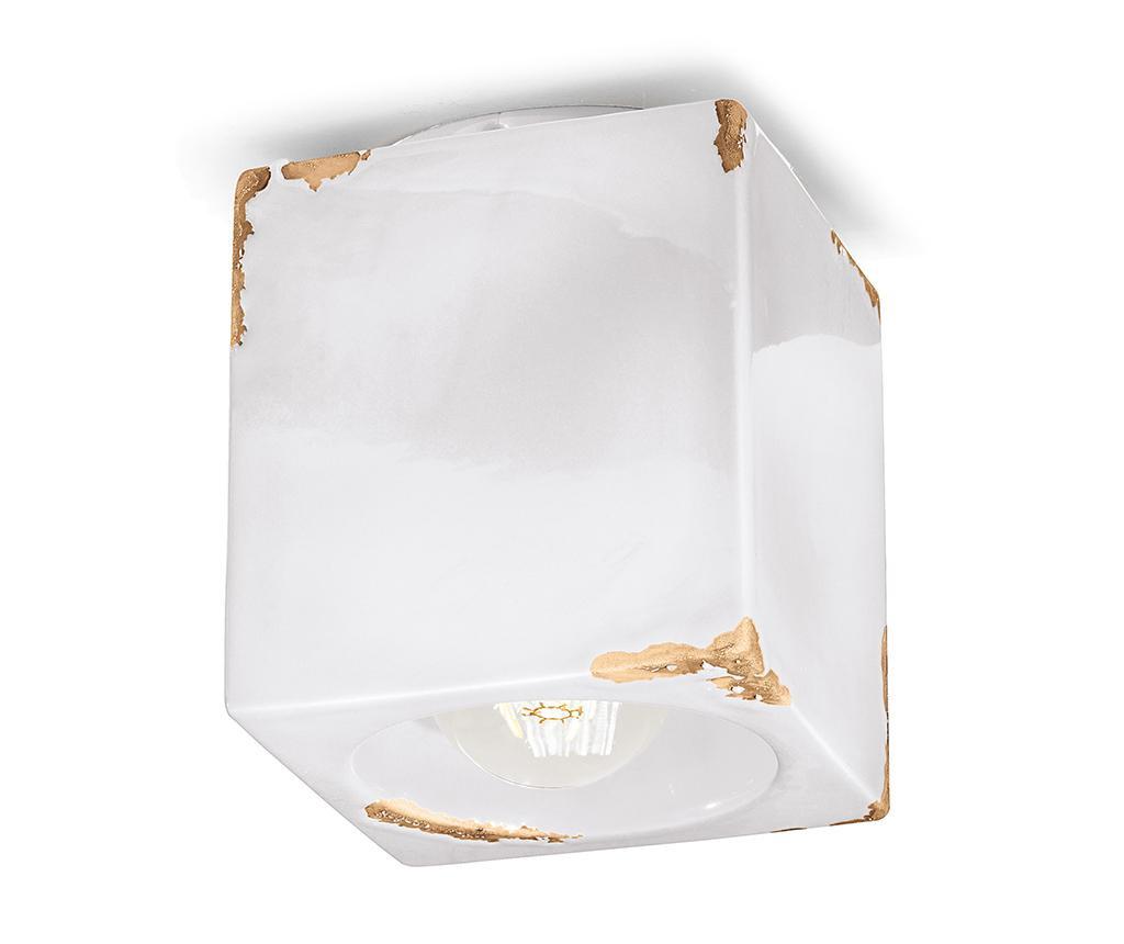 Plafoniera Vintage Cubo White